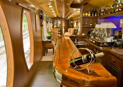 Bar Transcantabrico Train