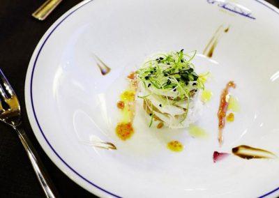 Gastronomía transcantábrico